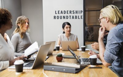 Leadership Roundtable: STOP for 90 Minutes and Disrupt your Thinking